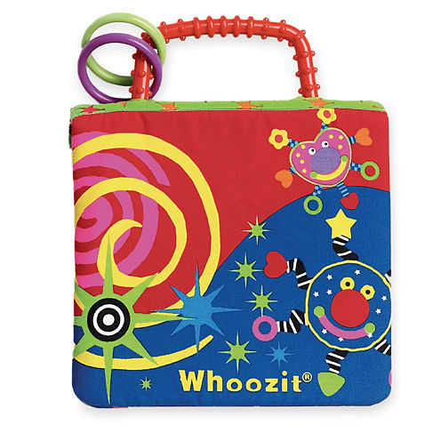 Manhattan Whoozit Photo Album Soft Activity Book