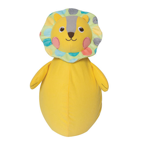 Manhattan Toy Roly Bop Lion Baby Play