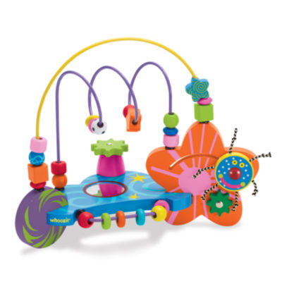 Manhattan Toy Whoozit Cosmic Bead Maze Toy Baby Play