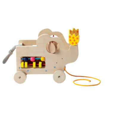 Manhattan Toy My Pal Elly Pull Along Toy Baby Play