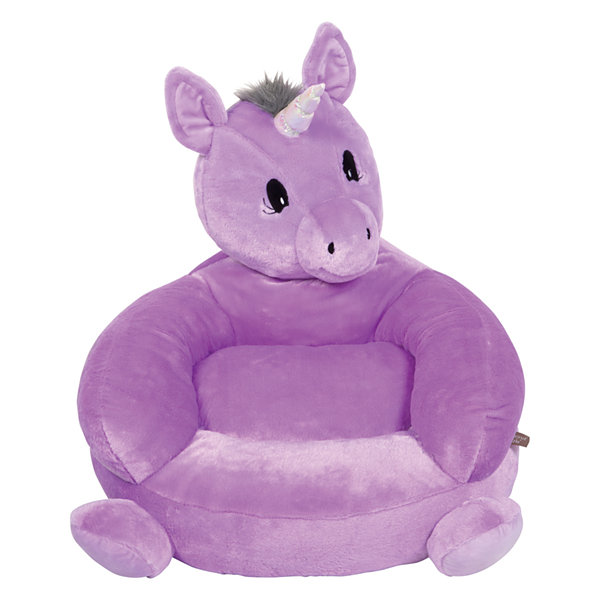 Trend Lab Plush Unicorn Character Kids Chair
