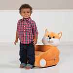 Trend Lab Plush Fox Character Kids Chair