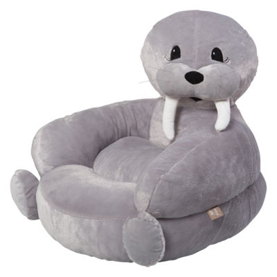 Trend Lab Plush Walrus Character Kids Chair