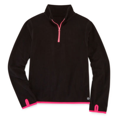 Xersion Half-Zip Fleece Pullover - Girls' 7-16 and Plus
