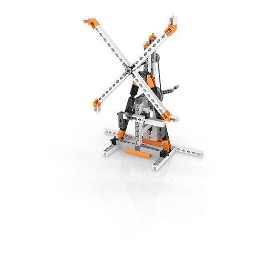 Stem Mechanics Pulley Drives 8-Pc. Building Set