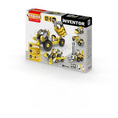 Engino Inventor 12 Models Building Set