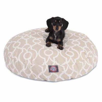 Majestic Pet Athens Round Dog Bed
