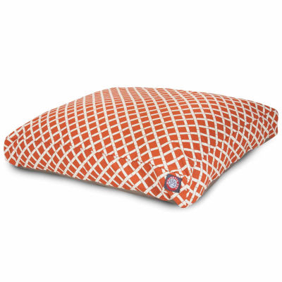 """Majestic Pet Bamboo Rectangle Dog Bed - Small 27"""" x 20"""" x 4"""""""