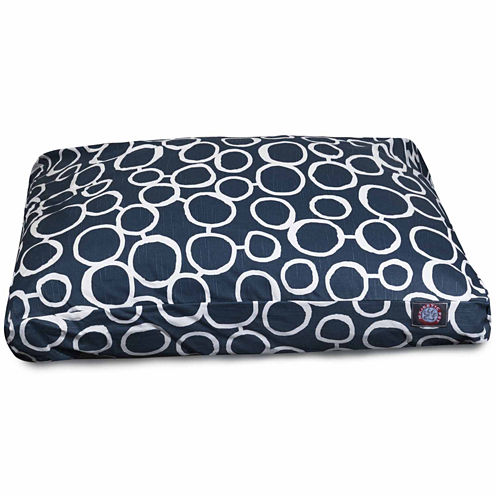 Majestic Pet Fusion  Rectangle Dog Pet Bed