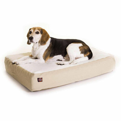 Majestic Pet 24X34 Orthopedic Doublbed Dog Pet Bed