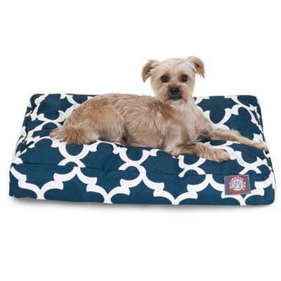 Majestic Pet Trellis Rectangle Pet Bed