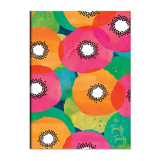 Tf Publishing 2020 Poppy Print Medium Monthly Planner