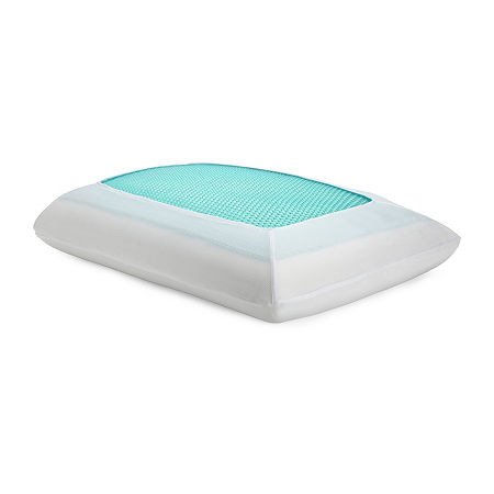 Sealy Gel Memory Foam Medium Density Pillow