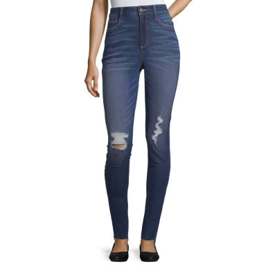a.n.a Womens High Waisted Skinny Jegging
