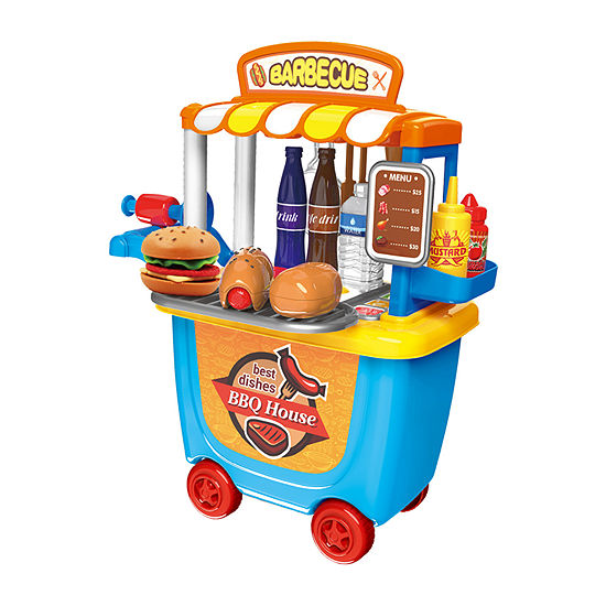 Bbq Chef Playset By Grooyi