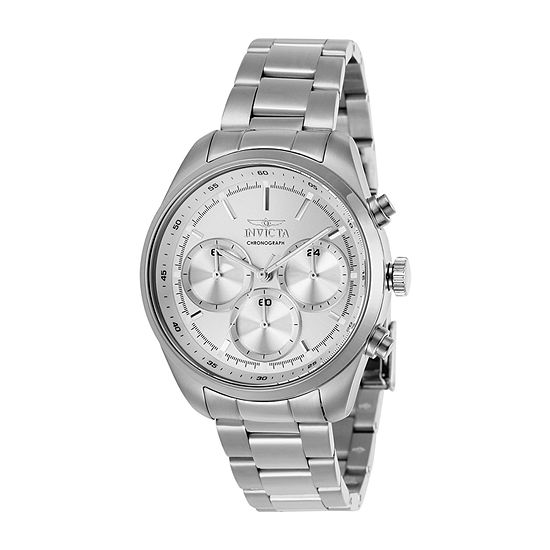 Invicta Specialty Womens Silver Tone Stainless Steel Bracelet Watch-29264