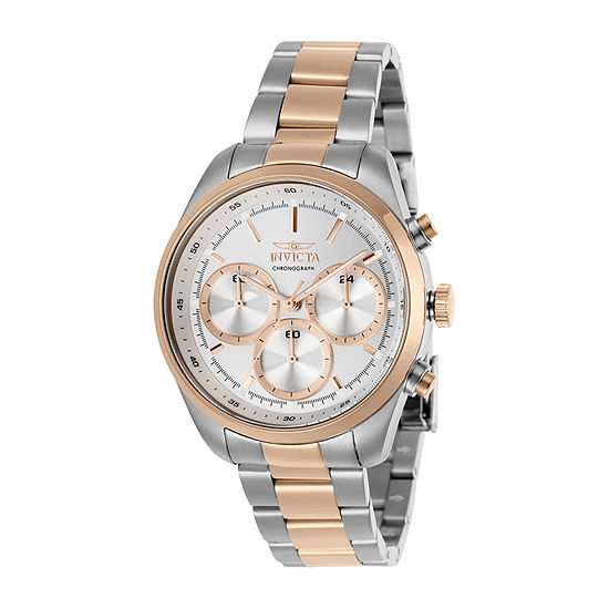 Invicta Specialty Womens Two Tone Stainless Steel Bracelet Watch-29266