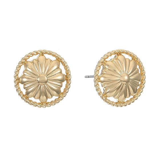 Monet Jewelry 20mm Stud Earrings