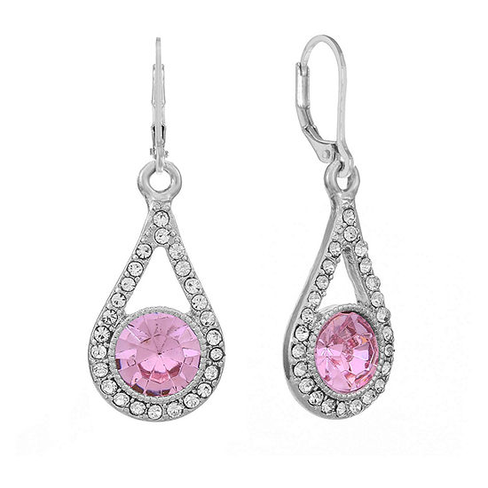 Monet Jewelry 1 Pair Round Drop Earrings