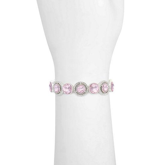 Monet Jewelry Round Stretch Bracelet