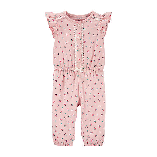 Carter's Girls Jumpsuit - Baby