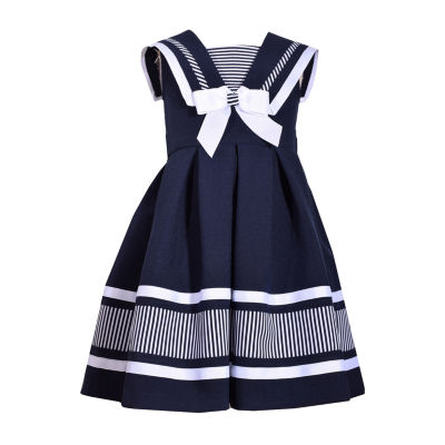 Bonnie Jean Little & Big Girls Sleeveless A-Line Dress