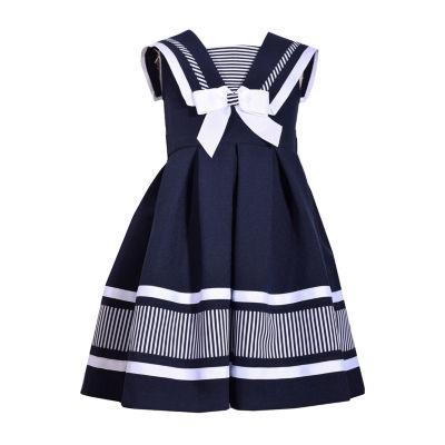 Bonnie Jean - Little Kid / Big Kid Girls Sleeveless A-Line Dress