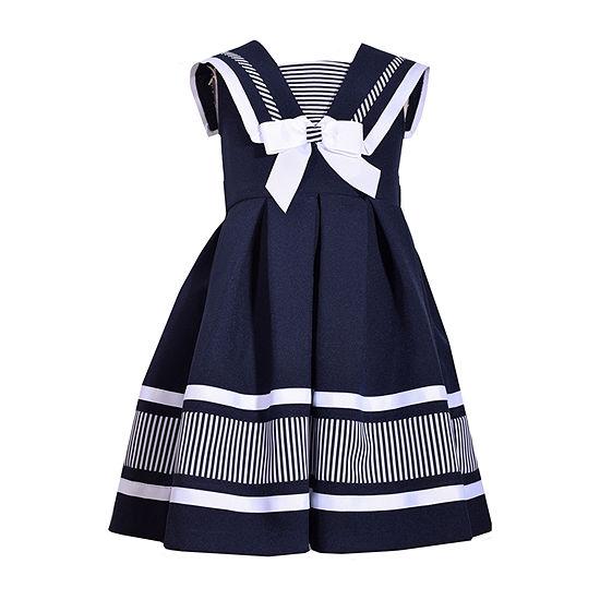 Bonnie Jean Girls Sleeveless A-Line Dress - Preschool / Big Kid