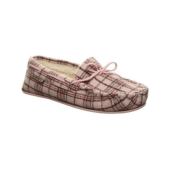 Bearpaw Indoor Womens Moccasin Slippers