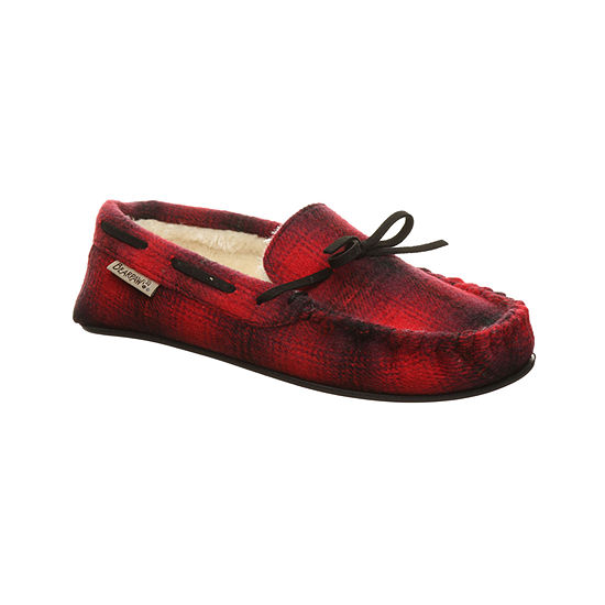 Bearpaw Indoor Slippers Womens Moccasin Slippers