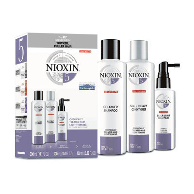 Nioxin Hair Care Kit System 5 Value Set