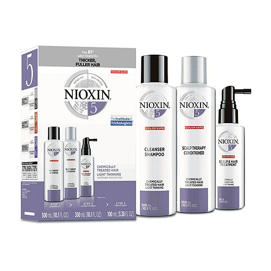 Nioxin Hair Care Kit System 5 Value Set