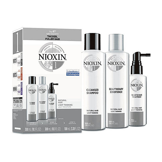 Nioxin System 1 Kit Hair Loss Treatment