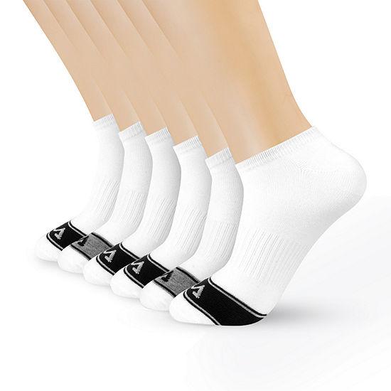 Fila 10 Pair No Show Socks Womens