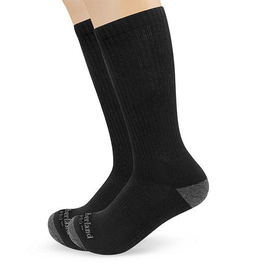 Timberland 6 Pair Crew Socks-Mens