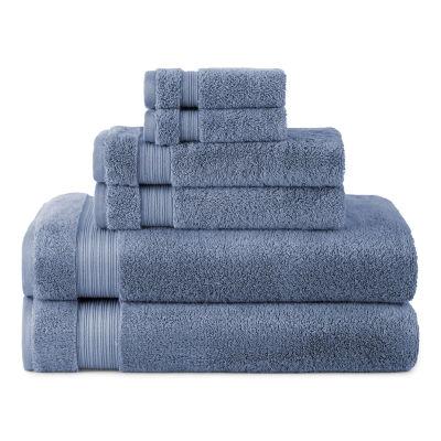 Linden Street Organic 6pc Bath Towel Set