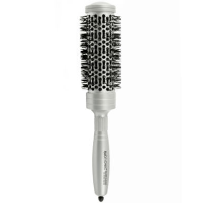 "Bio Ionic® Silver Classic Series 1.25"" Medium Round Brush"