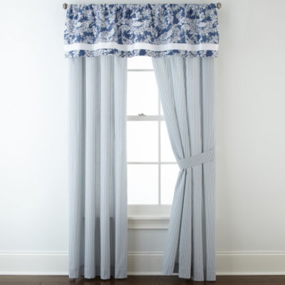 JCPenney Home™ Hillcrest 2-Pack Curtain Panels