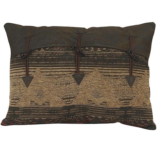 HiEnd Accents Sierra Oblong Decorative Pillow