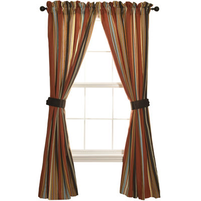 HiEnd Accents Calhoun Curtain Panel
