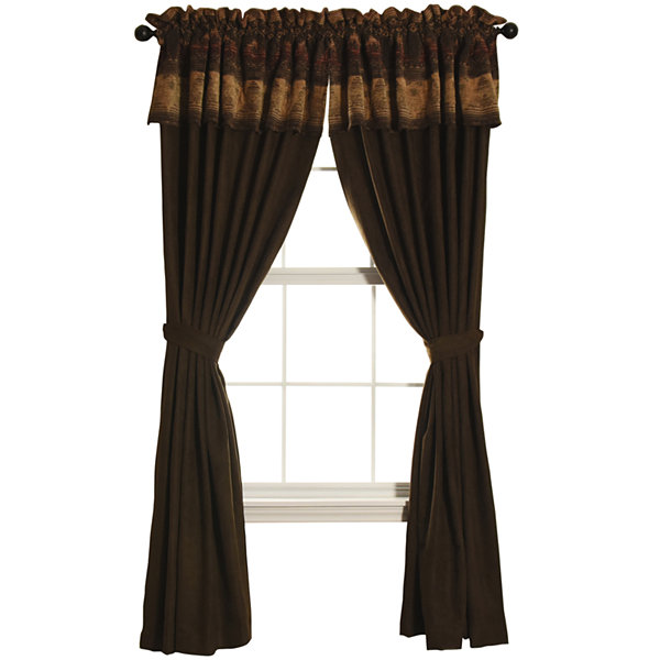 HiEnd Accents Sierra 2-Pack Curtain Panels