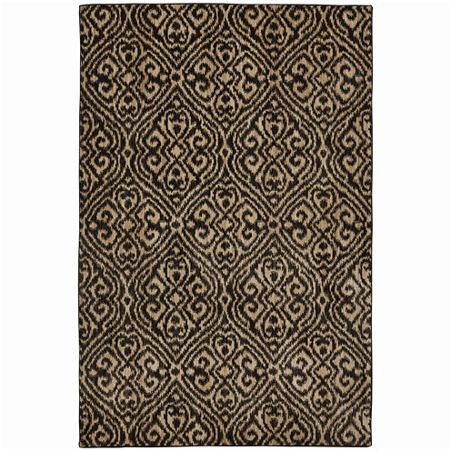 Bob Timberlake® Etchings Rectangular Rug