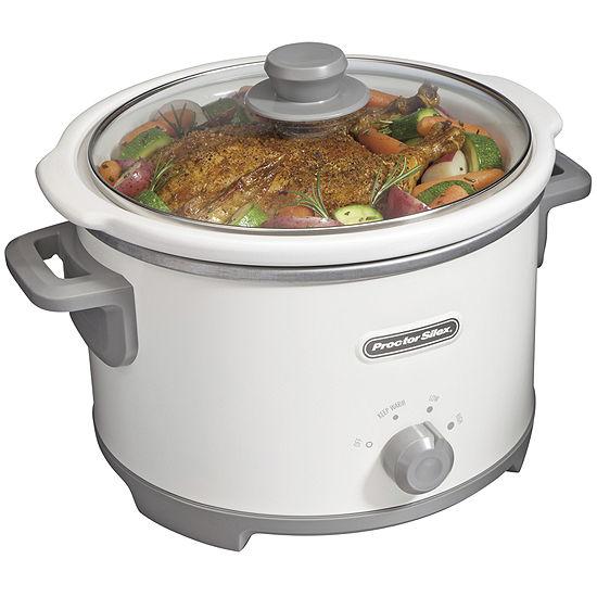 Proctor Silex® 4-Quart Slow Cooker
