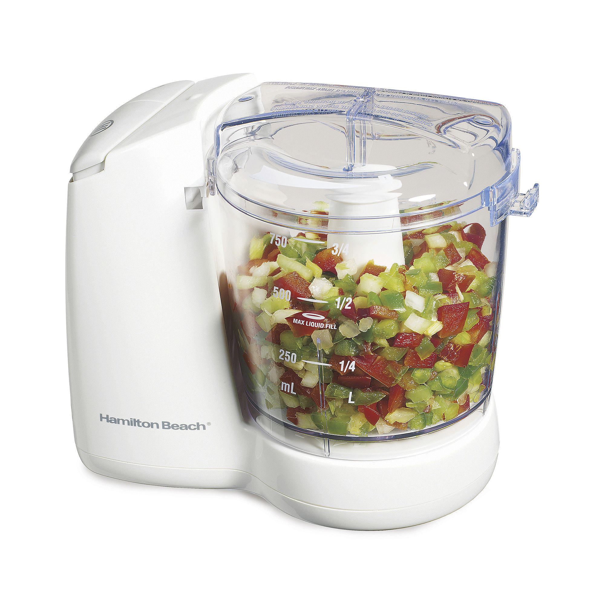 Hamilton Beach FreshChop Food Chopper