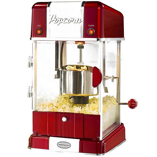 Nostalgia Gatsby 25 Oz Kettle Popcorn Maker