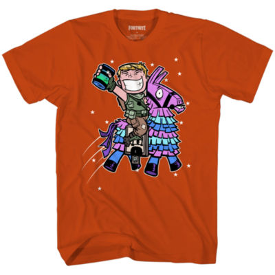 Mens Fortnite Juice Graphic T-Shirt
