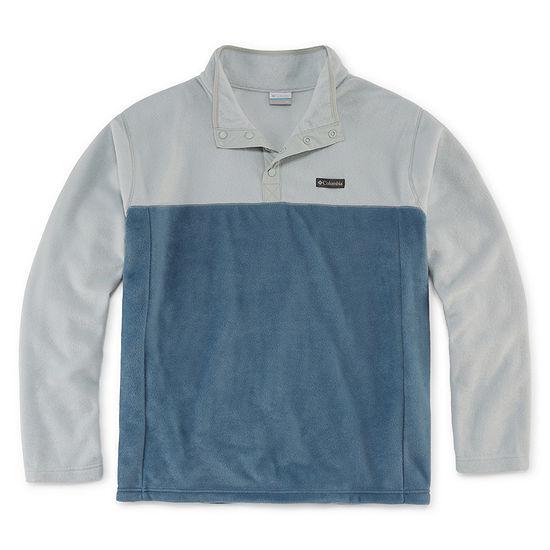Columbia Lightweight Fleece Jacket - Big and Tall