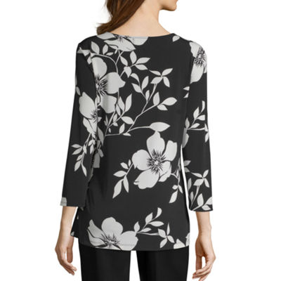 Liz Claiborne Tunic Top