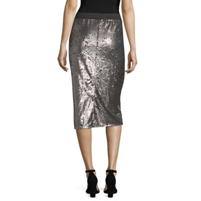 Worthington Womens Pencil Skirt