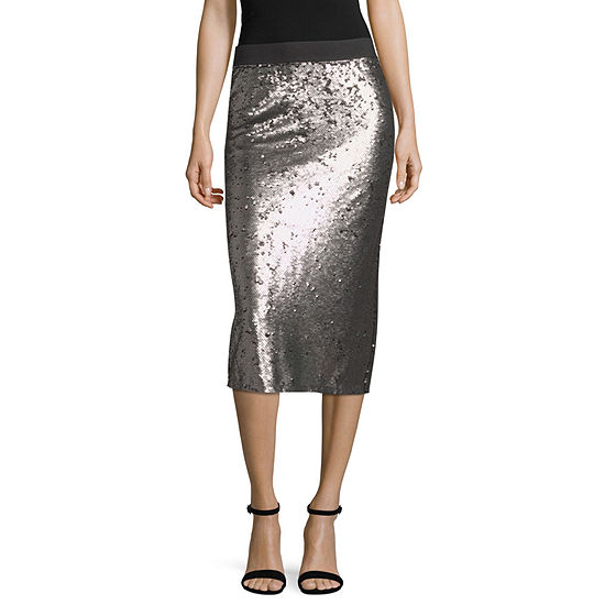 Worthington Womens Pencil Skirt